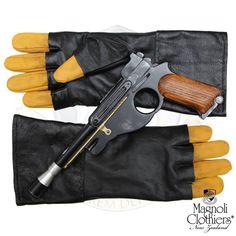 Prix Spécial bleu han solo GUN//Blaster weapon repro STAR WARS pour vintage