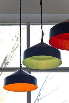 Resin pendant #lamp CYRCUS LAVAGNA Matt Lavagna Collection by In-es.artdesign @inesartdesign