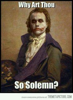 Shakespeare Joker