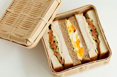 make them a perfect takeaway lunch