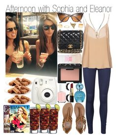 """""""Afternoon with Sophia and Eleanor"""" by praradise ❤ liked on Polyvore"""