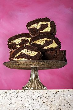 Mary Berry's chocolate roulade