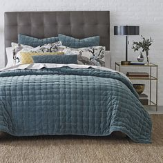 29 Great Bloomingdales Bedding Comforters - Jr by John Robshaw Kisri Collection Bloomingdales Exclusive. See Also Luxury Bedroom Looks Concept Home Design Ideas. Modern Bedroom, Master Bedroom, Bedroom Decor, Modern Bedding, Bedroom Black, Bedroom Ideas, Bedroom Setup, Grey Bedding, Cozy Bedroom