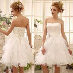 Jr bridal  dress Bridal Dresses, One Shoulder Wedding Dress, Jr, Wedding Ideas, Fashion, Boyfriends, Bride Dresses, Moda, Bridal Gowns