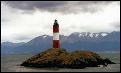 Cape Horn #Lighthouse - - Photo taken in Cabo de Hornos, Región de Magallanes y de la Antártica Chilena, #Chile http://dennisharper.lnf.com/