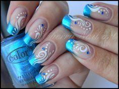 modèle nail art facile