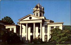Bryson City Courthouse North Carolina