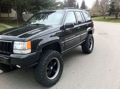 ZJ vs WJ - JeepForum.com