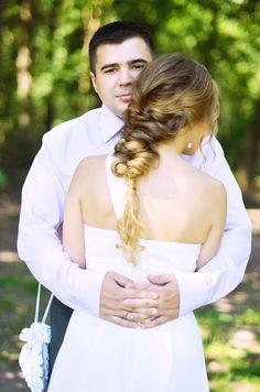 Фотограф на свадьбу.