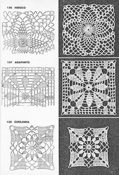 How to Crochet a Solid Granny Square - Crochet Ideas Free crochet square patter. How to Crochet a Solid Granny Square – Crochet Ideas Free crochet square pattern graph design gr Free Crochet Square, Granny Square Crochet Pattern, Crochet Diagram, Crochet Squares, Crochet Chart, Crochet Motif Patterns, Crochet Blocks, Crochet Designs, Crochet Ideas