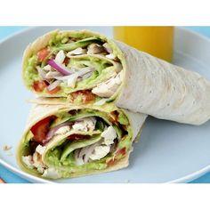 Guacamole wrap recipe - By Australian Table