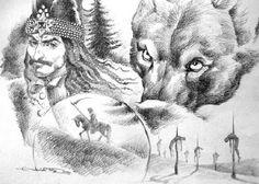 Risultati immagini per vlad tepes 3 immagini Vlad Der Pfähler, History Of Romania, Famous Vampires, Cowboy Tattoos, Vlad The Impaler, Statue Tattoo, Scary Witch, Bram Stoker's Dracula, Cool Artwork