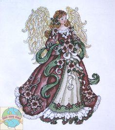 cross stitch nativity - Google Search