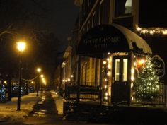 Enjoy a cozy night's sleep at the Great George Hotel after a busy day exploring Charlottetown! Visit http://discovercharlottetown.com/companies/28/407/The-Great-George.php