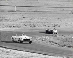 Bob's 1957 Corvette Road Racer - http://barnfinds.com/bobs-1957-corvette-road-racer/