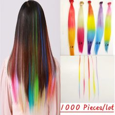 Europe Fashion Micro Loop Ring Hair Extension 1000PCS/lot Synthetic Loop Hair Extension Ombre 3 Colors Hairpieces Free Shipping.Made by 100% Japan high temperature fiber,looks beautiful and more confortable,soft,breathable.Syntetic cheap feather hair extension,It brings out a positive and happy mood everywhere around us and that to make some change in the hairstyle.A comfortable experience, a confident appearance.Ok, maybe  you can think about the hair extensions.