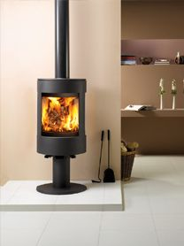 free standing solid fuel stoves - Google Search