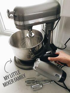 12 Creative Ways to Use A KitchenAid Mixer