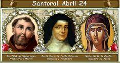 SANTORAL (2 Tesalonicenses 3, 6) MEDITACIÓN SOBRE LAS BUENAS Y MALAS COMPAÑÍAS https://goo.gl/NawWVK