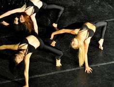 Dancers perform at Arts Bash on January 31, 2015