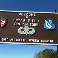 Ft Benning Airborne School