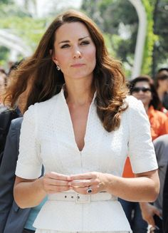 Kate Middleton Photo - Kate and Will Together in Singapore
