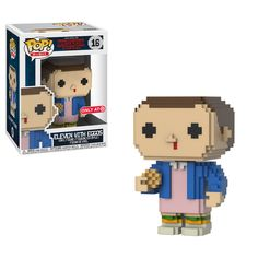 67f79dc5 Funko 8-Bit Pop: Stranger Things-Eleven Collectible Figure (Target Exclusive )