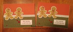 Creations With Michelle: CTMH Christmas Card Blog Hop