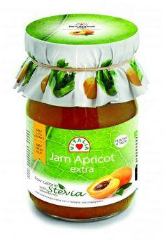 Vitalia Jam Apricot Extra with stevia