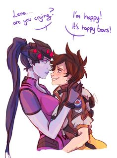 Widowtracer forevermore!!!