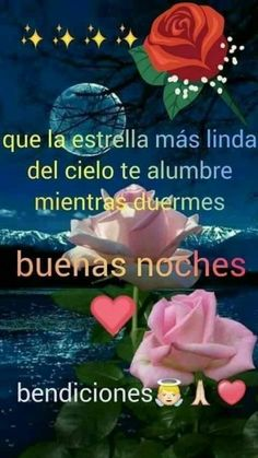 Good Night Greetings, Good Night Messages, Good Night Quotes, Good Night In Spanish, Gods Love Quotes, Red Orchids, Good Night Blessings, Good Morning Love, Pink Bouquet