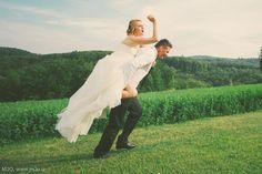 Poročna fotografija - Posestvo Pule - A & M | Matjaž Očko
