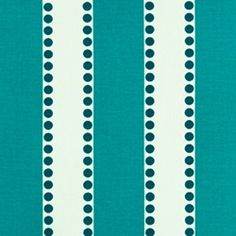 Lulu True Turquoise by Premier Prints - Drapery Fabric - Fabric By The Yard
