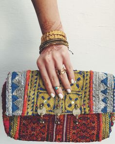 One of a kind treasures from Touching Tribes