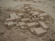 Castillos de Arena Extremos De Calvin Seibert 3 650x487 Extreme Sandcastles Calvin Seibert