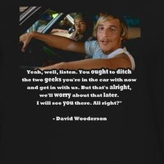 dazed and confused quotes fourth of july