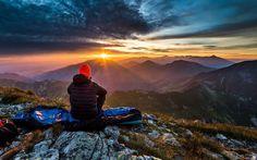 West Tatras National Park - I Am Addicted To Mountains And Sunrises