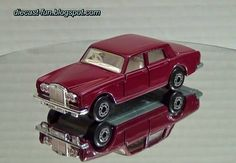 Diecast Fun: Lesney Matchbox Superfast Rolls Royce No 39