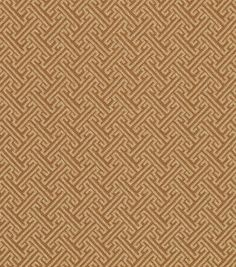 Home Decor Upholstery Fabric-Crypton Thatcher-Rust - Headboard Upholstery