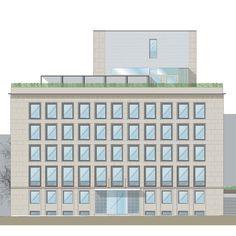 #Hotel #Milan Milan, Company Logo