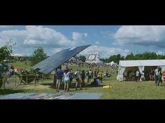 EkoWioska Greenpeace na 20. Przystanku Woodstock - YouTube