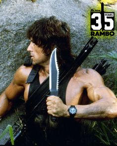 As part of #Rambo Week here at BLADE, we had to get the order of the movies straight. It's confusing, but here they are, from earliest to most recent:  First Blood Rambo: First Blood, Part II Rambo III Rambo  Totally makes sense, right?