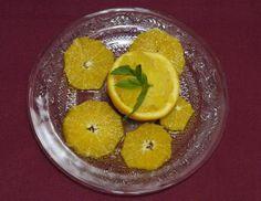 Das perfekte Orangensorbet mit Muskatteller und Orangensalat (Saskia Valencia)-Rezept mit einfacher Schritt-für-Schritt-Anleitung: Für das Sorbet die…