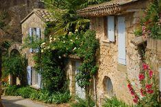 Ruelle du village, Oppède-le-Vieux, Vaucluse