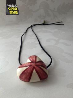 #corazonmariacreativa #mariacreativa #corazon #collar #pulsera
