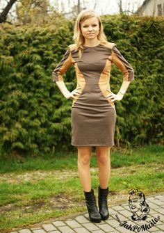 slimmed dress