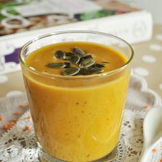 Soupe exotique à la patate douce et aux shiitakés – Megalow Food