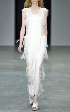 Calvin Klein Collection Spring/Summer 2014 Trunkshow Look 34 on Moda Operandi