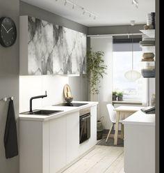 Bevorzugt Die 436 besten Bilder von Kleine Küchen ♡ Wohnklamotte in 2019 XB96