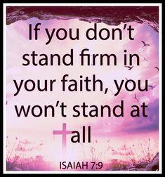 Isaiah 7:9 Isaiah 7, Book Of Isaiah, Faith, Books, Livros, Libros, Book, Book Illustrations, Believe